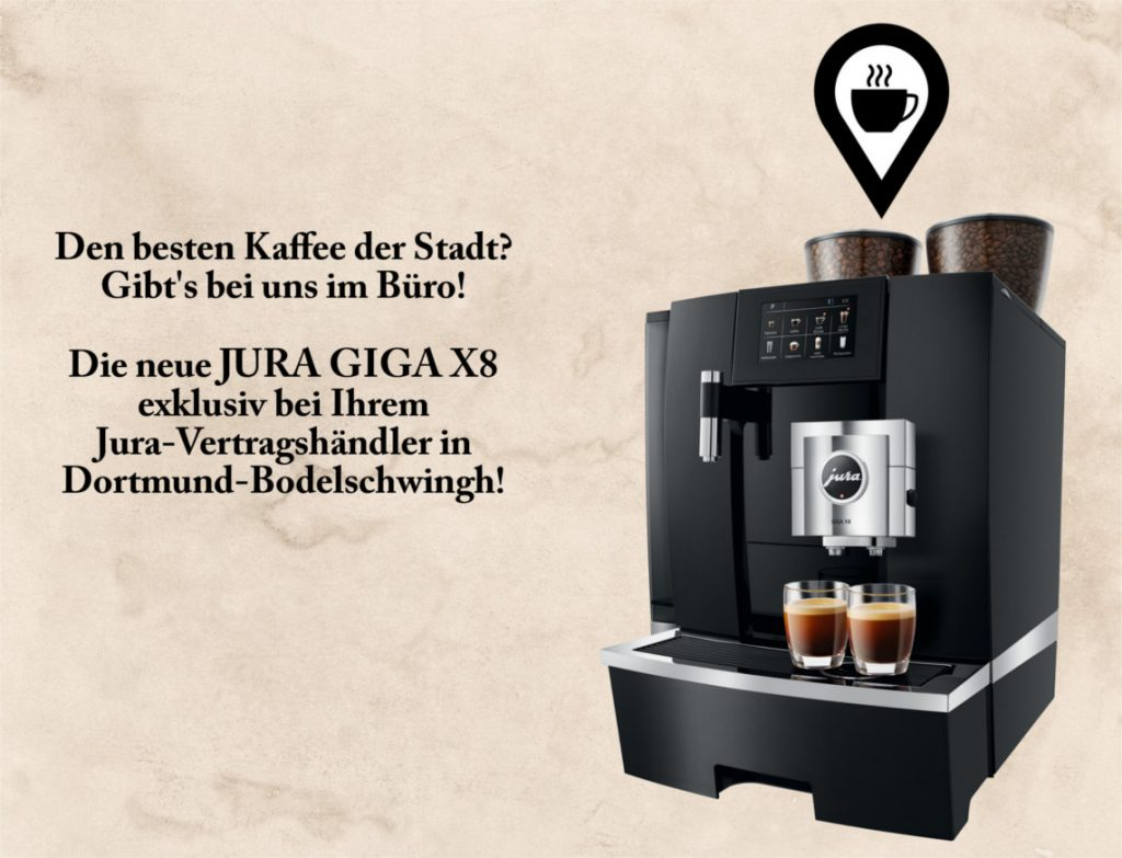 Kaffeevollautomat GIGA x8